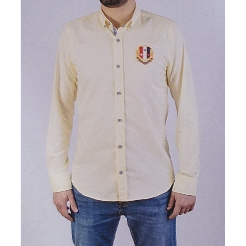 CAMISA OXFORD CANGAS