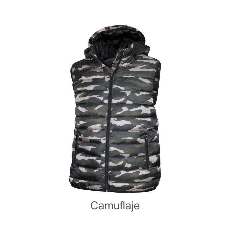 CHALECO CAMUFLAJE 106267C